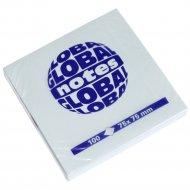 Бумага для заметок «Global Notes» 75х75 мм, 100 листов.