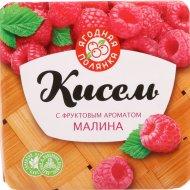 Кисель «Ягодная полянка» с фруктовым ароматом малина, 220 г.