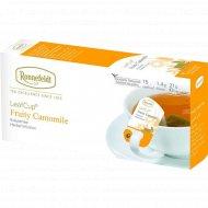 Напиток чайный «Ronnefeldt» фруктовая ромашка, 15 пакетиков.