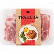 Рёберные пластины свинины, охлажденные, 1 кг.