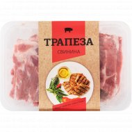 Рёберные пластины свинины 1 кг.