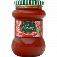 Соус томатный «Помидюр» сладкий, 380 г.