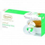 Напиток чайный «Ronnefeldt» освежающая мята, 15 пакетиков.