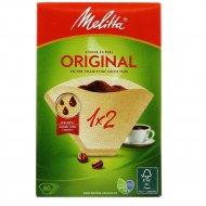 Комплект фильтров для кофе «Melitta» размер 2, 80 шт.