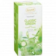 Чай зеленый «Ronnefeldt» классический, 25 пакетиков.