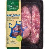 Колбаски «Для пикника» из свинины, охлажденные, 1 кг., фасовка 1-1.35 кг