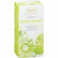 Чай зеленый «Ronnefeldt» зеленый ангел, 25 пакетиков.