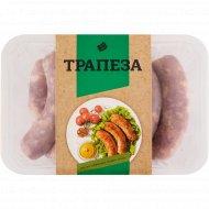 Колбаски «Домашние» из свинины 1 кг.