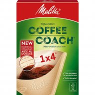 Комплект фильтров для кофе «Melitta» с меткой, размер 4, 40 шт.