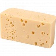 Сыр «Сокол» 45%, 1 кг., фасовка 0.3-0.4 кг