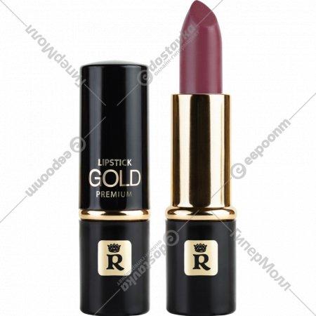 Губная помада «Relouis» premium gold, тон 337, 3.8 г.