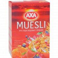 Мюсли «AXA» медовые с ягодами 270 г