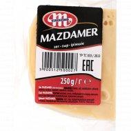 Сыр полутвердый «Маздамер» 45%, 250 г.