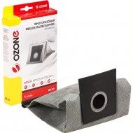 Мешок для пылесоса многоразовый «Ozone» MX-05 для Bosch, 1 шт.