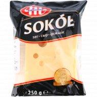 Сыр полутвердый «Sokol» 45 %, 250 г.
