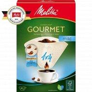 Комплект фильтров для кофе «Melitta» Mild, размер 4, 80 шт.