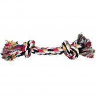 Игрушка «Trixie» Dentafun для собак, веревка с двумя узлами, 40 см.