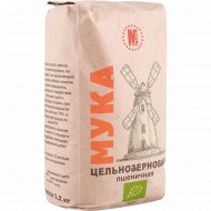 Мука пшеничная «Мукамол» цельнозерновая, 1.2 кг