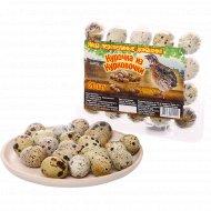 Яйца перепелиные «Курочка из Курковочки» 20 шт.
