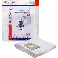 Мешок для пылесоса «Ozone» MXT-203/5, 5 шт.