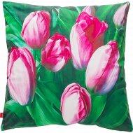 Декоративная наволочка «Home&You» Tuliper, 59793-MIX-P0404