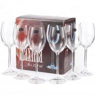 Набор бокалов для вина «Bohemia Crystal» Maxima, 6 шт, 250 мл