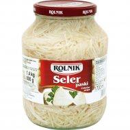 Салат из сельдерея «Rolnik» в уксусной заливке, 1.4 кг
