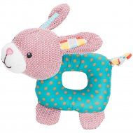 Игрушка «Trixie» для собак, кролик Junior, ткань, со звуком, 16 см.