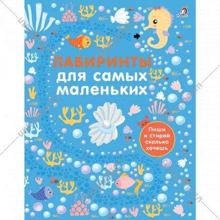 Книга «Лабиринты для самых маленьких».