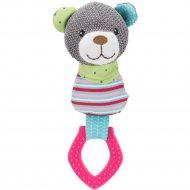 Игрушка «Trixie» для собак, медведь Junior, со звуком, 23 см.