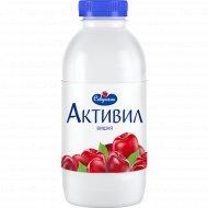 Бионапиток «Активил» 3%, сладкий с ароматом вишни, 500 г.