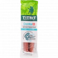 Снек для собак средних пород «TiTBiT Дентал+» с говядиной, 90 г