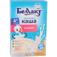 Каша рисовая, молочная «Беллакт» 200 г.