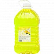 Средство для мытья посуды «ЧистоFF» Лимон, 5000 мл.