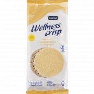 Хлебцы хрустящие «Wellnes Crisp» с ароматом йогурта, 65 г.