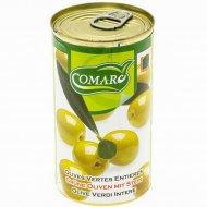 Оливки зеленые «Camaro» с косточкой, 345 г.