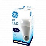 Светодиодная лампа «General Electric» 7W A60 865 220-240V E27 6500k.