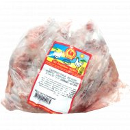 Шеи цыплят-бройлеров замороженные, 1 кг., фасовка 0.8-1.1 кг