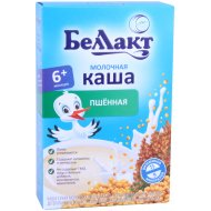 Каша пшённая молочная «Беллакт» пшённая 200 г.