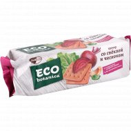 Крекер «Eco botanica» со свеклой и чесноком, 200 г