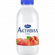 Бионапиток «Активил», 3%, сладкий с ароматом персика, 500 г.