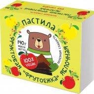 Пастила фруктовая «Фрутоежка» яблочная, 140 г.