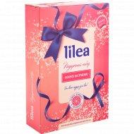 Подарочный набор «Lilea» гель для душа 400 мл и мыло 85 г.