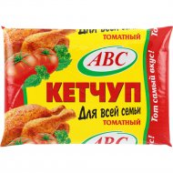 Кетчуп «АВС» Томатный для всей семьи, 180 г.