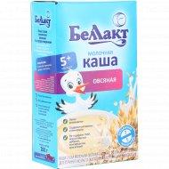 Каша овсяная, молочная «Беллакт» 200 г.