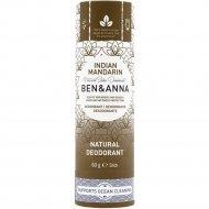 Дезодорант натуральный содовый «Индийский мандарин» 60 гр.