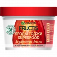 Маска для волос «Fructis» ягоды годжи, 390 мл