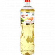 Подсолнечное масло «Mr.Ricco» с экстрактом апельсина красного, 1 л.