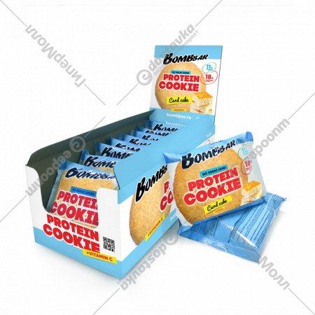 Печенье неглазированное «Bombbar» творожный кекс, 60 г.