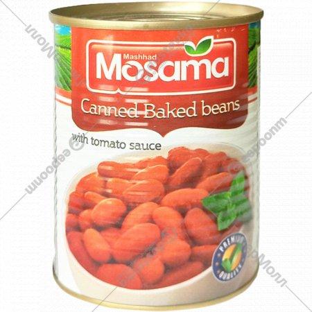 Фасоль красная «Mosama» в томатнгом соусе, 350 г.